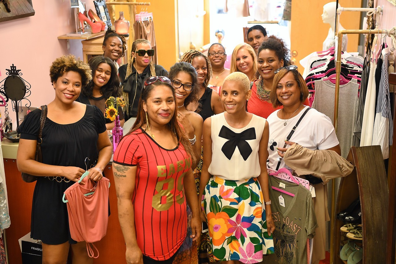 shop sip & chat at the chic shack